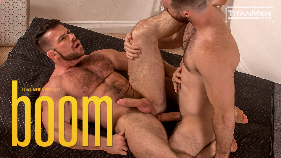 BOOM: Matthew Bosch and Liam Knox